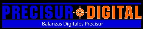 Logo Balanzas Digitales Precisur